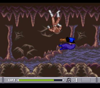 Mighty Morphin Power Rangers (SNES) - 54