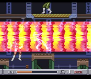 Mighty Morphin Power Rangers (SNES) - 60