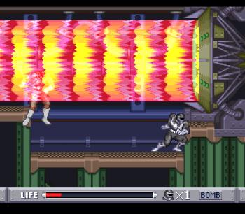 Mighty Morphin Power Rangers (SNES) - 61