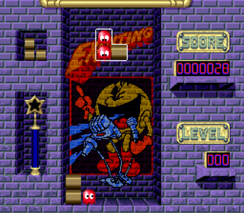 Pac-Attack (SNES) - 02