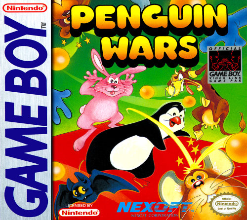 Penguin Wars Cover