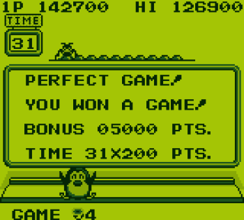 Penguin Wars Gameboy - 13
