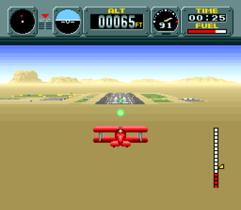 Pilotwings (SNES) - 06