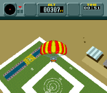 Pilotwings (SNES) - 12