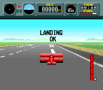 Pilotwings (SNES) - 24
