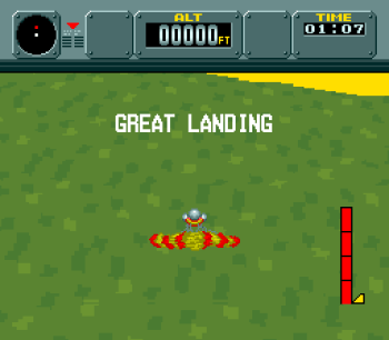 Pilotwings (SNES) - 25