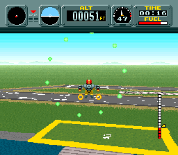 Pilotwings (SNES) - 26