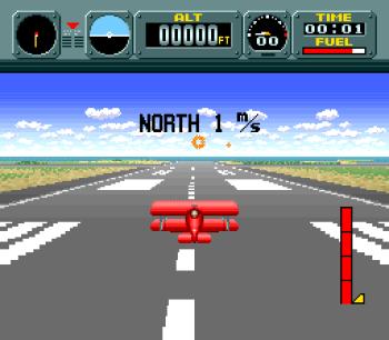 Pilotwings (SNES) - 36
