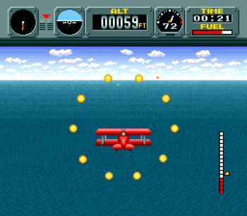 Pilotwings (SNES) - 38