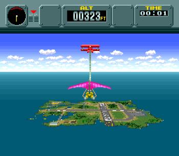 Pilotwings (SNES) - 44