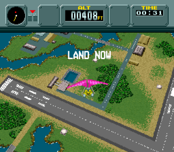 Pilotwings (SNES) - 46