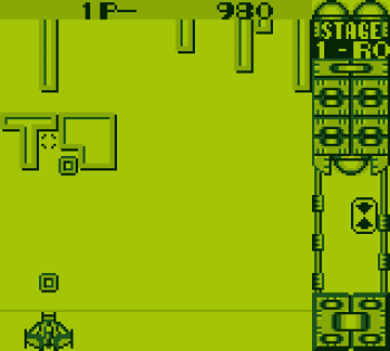 Quarth (Gameboy) - 02