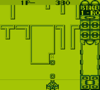 Quarth (Gameboy) - 06