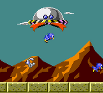Sonic the Hedgehog 2 (Game Gear) - 17