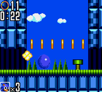 Sonic the Hedgehog 2 (Game Gear) - 19