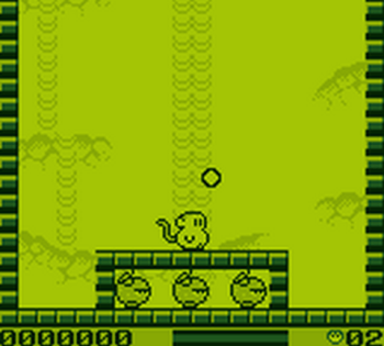 Spanky's Quest (Gameboy) - 02