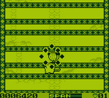 Spanky's Quest (Gameboy) - 04