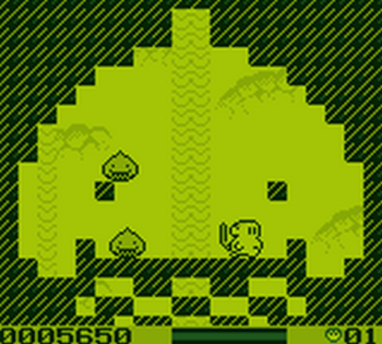 Spanky's Quest (Gameboy) - 08