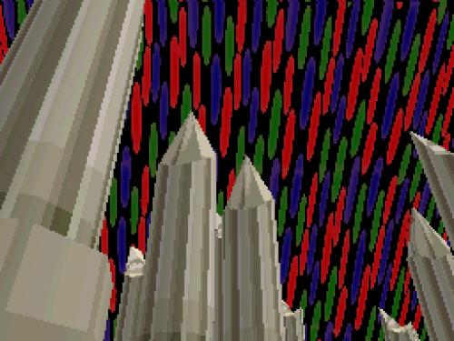 Spear Pillar cutscene