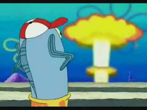 Spongebob Bomb