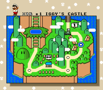 Super Mario World (SNES) - 005