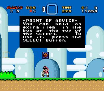 Super Mario World (SNES) - 009
