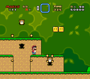Super Mario World (SNES) - 014