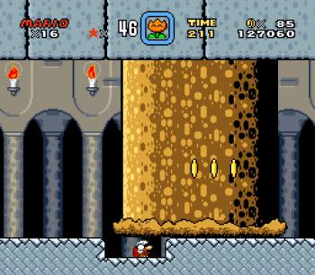 Super Mario World (SNES) - 020