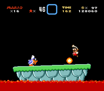 Super Mario World (SNES) - 022
