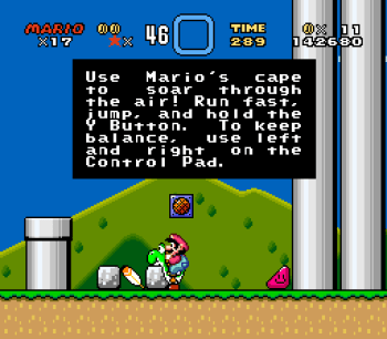 Super Mario World (SNES) - 026