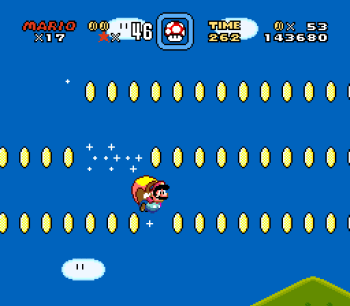 Super Mario World (SNES) - 027