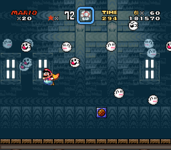 Super Mario World (SNES) - 028