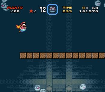 Super Mario World (SNES) - 029