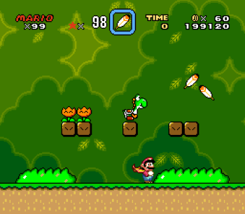 Super Mario World (SNES) - 031