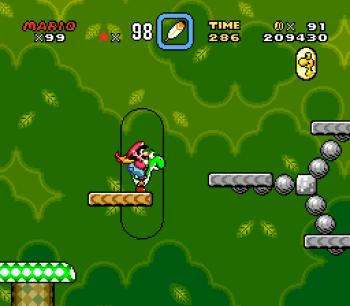 Super Mario World (SNES) - 032