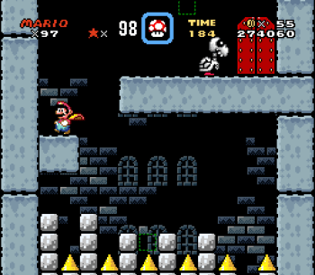 Super Mario World (SNES) - 037