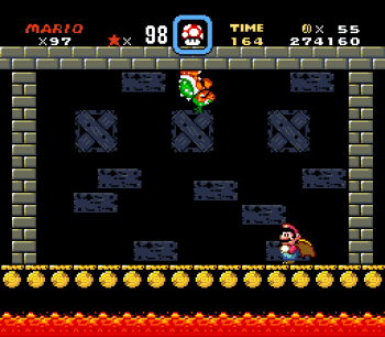 Super Mario World (SNES) - 038