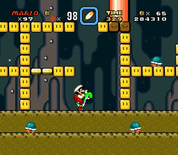 Super Mario World (SNES) - 042