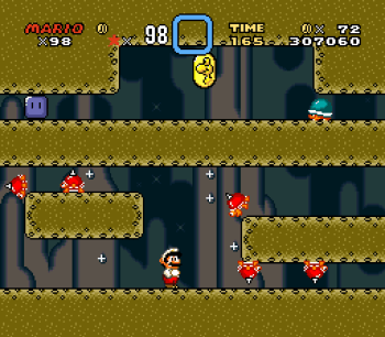 Super Mario World (SNES) - 043