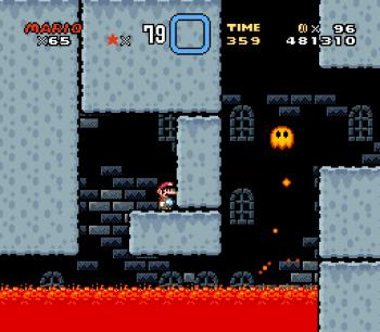 Super Mario World (SNES) - 052
