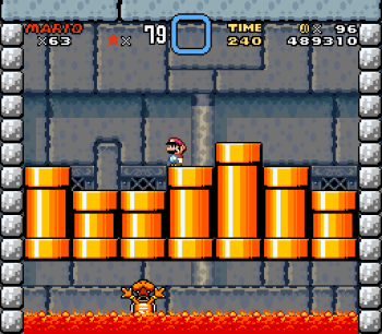 Super Mario World (SNES) - 055