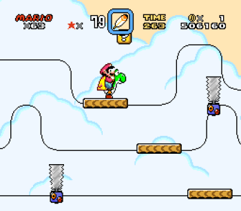 Super Mario World (SNES) - 059