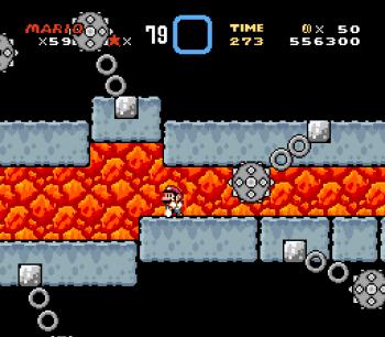 Super Mario World (SNES) - 064