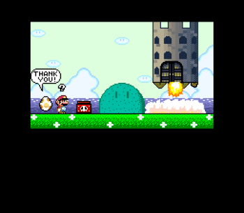 Super Mario World (SNES) - 070