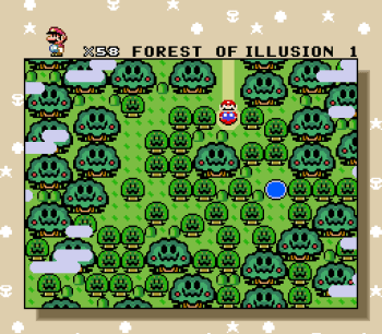 Super Mario World (SNES) - 072
