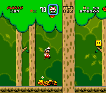 Super Mario World (SNES) - 074
