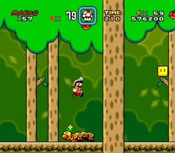 Super Mario World (SNES) - 074