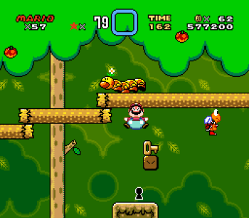 Super Mario World (SNES) - 077