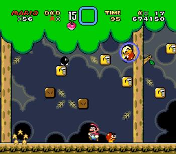 Super Mario World (SNES) - 082