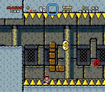 Super Mario World (SNES) - 087
